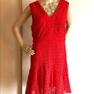 NWT Beautiful Beautiful red dress.